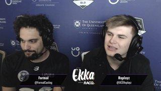 Ekka: Craigslea vs Ormiston (Day 3 Match 4)