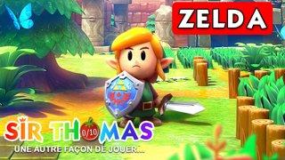Episode #8 - Sir Thomas découvre The Legend of Zelda: Link's Awakening (Let's Play FR)