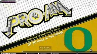 MPBA Season 9 Game 1 cKz vs DT