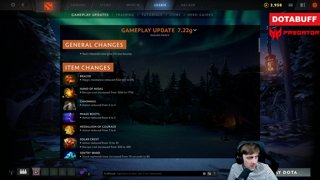 Patch 7.22g First Impressions