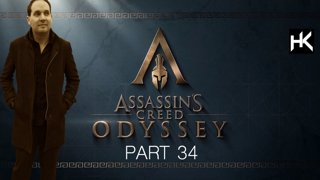 Assassin's Creed Odyssey | Part 34 | Let's Play | Shaved