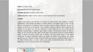 Mission #10: Strike on Radar Station, Enemy Patrol, and Convoy | P3D@War | F/A-18E | United Protection Campaign