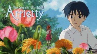 The Secret World of Arrietty - Arrietty's Song