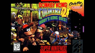 Donkey Kong Country 2: Diddy's Kong Quest - Forest Interlude (Looped Version)