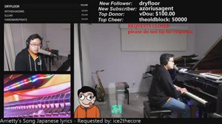 Music learnt by ear with The Most Keyboards On Twitch