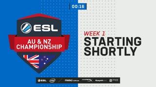 Legacy Esports vs. DynastyESC [Inferno] - Matchday #1 - ESL AUNZ Championship 2018 Season 2