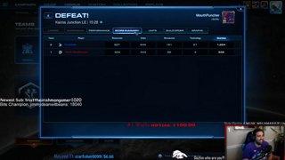 Starcraft 2 for 3 hours Peepmode