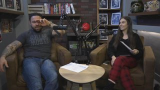 Pro Wrestling Talk with Anthony Carelli, Alicia Atout and Special Guest Brian Cage! Behind The Lights: Episode 37