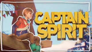 Captain Spirit (Life is Strange 2 Prelude)