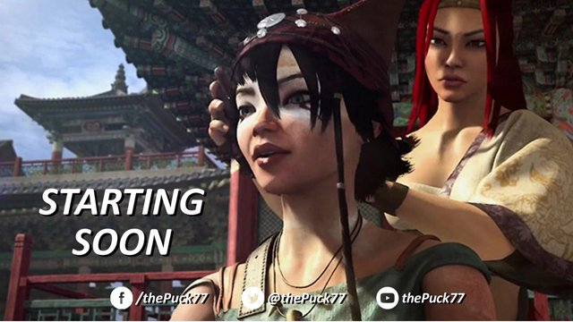 thePuck Plays Heavenly Sword Part 1: Twing-Twang