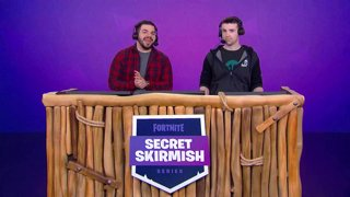 #SecretSkirmish Day 2 Kitty Highlights #3