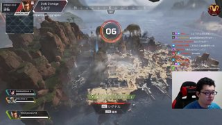 6kill 2736damage 俺のpex Apex Legends「翔丸」
