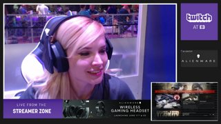 Highlight: 🔴LIVE FROM E3 with Alienware!! #sponsored