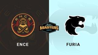 ENCE vs Furia - Group B - Nuke - CORSAIR DreamHack Masters Dallas 2019