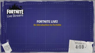 Fortnite Live (4 p.m. Eastern 12/15) OT6 Massive Update