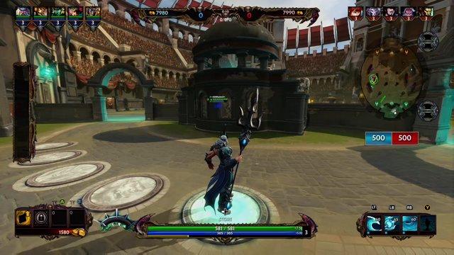 Mrmasternugget Smite Poseidon Visual Update Gameplay Twitch