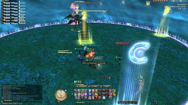 Highlight: Final Fantasy XIV: Weapon's Refrain Ultima - Ninja