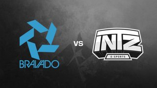 Bravado Gaming vs. INTZ e-Sports - IEM Katowice 2019 NA Minor (Train) - Teil 1