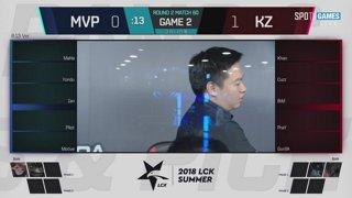 LCK Summer: KZ vs. MVP - AFS vs. GEN