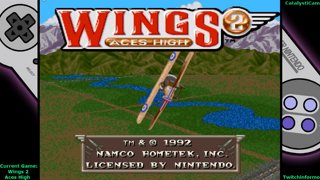 Super Chronquest - Wings 2: Aces High Part 6