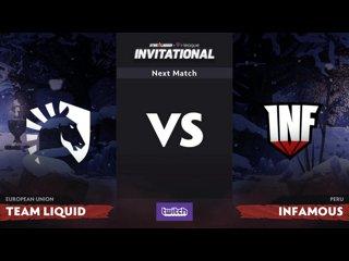 видео: Liquid vs Infamous, 1