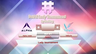 Full: [LIVE-THAI] DotA2 Lady Tournament by Hashtag - Day1 - 13/10/2018 - Cyberclasher