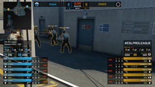 CS:GO - ORDER vs. Chiefs [Nuke] Map 3 - Group B - ESL Pro League Season 9 APAC