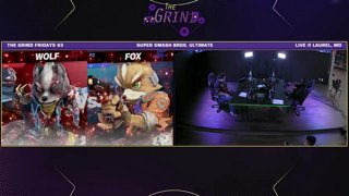 Highlight: SMASH ULTIMATE TOURNAMENT! The Grind 63 at Laurel Park, Maryland! Every Friday where anyone can enter! !sub