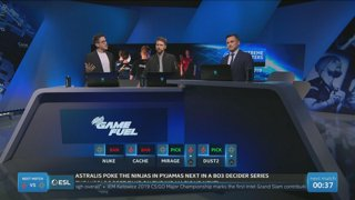 RERUN: NRG vs. compLexity  [Nuke] Map 1 Swiss Ro3  -  Legends Stage -  IEM Katowice 2019