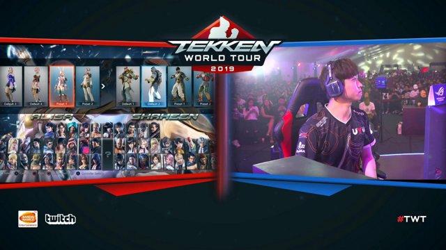 Tekken 7: ROX | Chanel vs. UYU | LowHigh - REV Major 2019 - Top 8 5