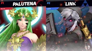 CB 2019 SSBU - Burst (Palutena) Vs. ZaKILL (Link) Smash Ultimate Tournament Pools