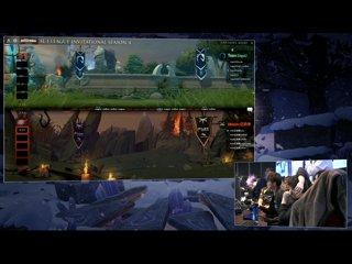 видео: Liquid vs Mineski, 2