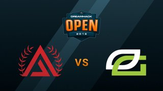 Ancient vs OpTic Gaming - Mirage - Group B - DreamHack Open Summer 2019