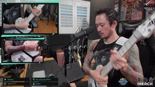 Matt Heafy (Trivium) - How To Play Trivium´s