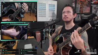 Matt Heafy (Trivium) - Caustic Are The Ties That Bind I Acoustic Cover