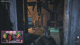 Far Cry 5 - Friday Arcade Night w/ Panettoni and Sarda!!