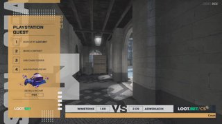 (EN) Winstrike vs Adwokacik | map 1 | Loot.bet/CS Season 3 | by @oversiard & @VortexKieran