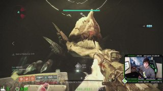 Hunter Grabbing The Riven Orb... With STYLE!