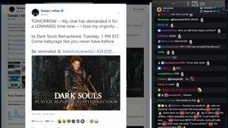 Dark Souls 1 - DAY ONE