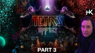 Tetris Effect | Area 3 | Let's Play | Deserted, Dolphin Surf, Downtown Jazz, Spirit Canyon