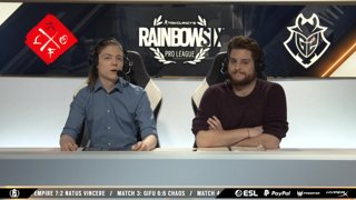 Looking For Org vs. G2 Esports – Rainbow Six Pro League – Season X – EU