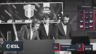 Aristocracy vs Izako Boars   ESL Mistrzostwa Polski Wiosna 2019   W4D1