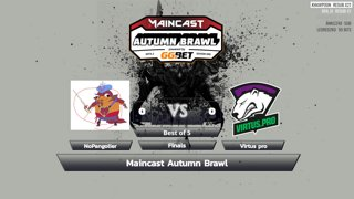 Full: [LIVE-THAI] Maincast Autumn Brawl - Finals - VP vs No Pango (BO5) - Cyberclasher