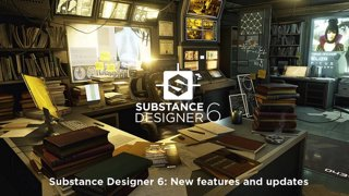 allegorithmic - Substance in UE4: Landscape - Twitch