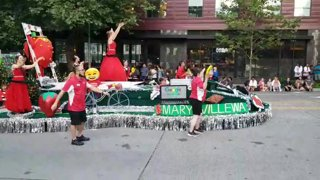 Highlight: Parade in Seattle