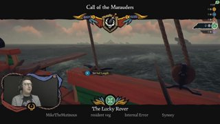 Sea of Thieves Weekly Stream - Silvered Waters