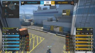 CS:GO - Vitality vs. ENCE [Nuke] Map 2 - Group B - ESL One Cologne 2019
