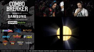 CB 2019 SSBU - SV KJS | Maister (Game & Watch) Vs. Kain (Wolf) Smash Ultimate Tournament Winners Quarters