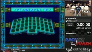Jet Force Gemini by CanerasSC (Any %) - Race to the Finish