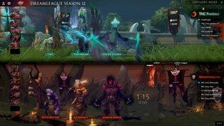 WG.Unity vs TNC Predator, DreamLeague Season 11, SEA QL, bo3, game 2 [Eiritel]